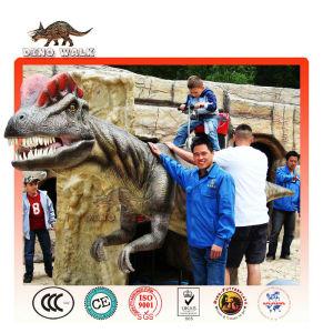 Animatronic Dilophosaurus Ride