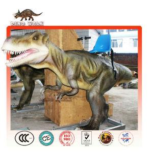 tyrannosaurus rex unterhaltung reiter