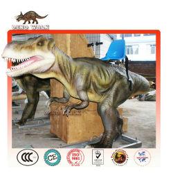 de entretenimiento tyrannosaurus rex rider