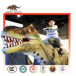 deinterior animatronic dinosaurio paseo rex