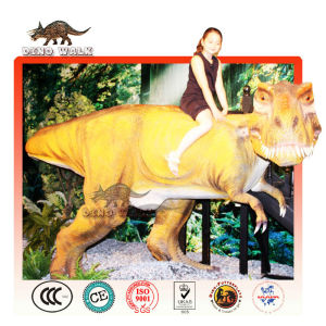 Jurassic Dinosaur Model Ride
