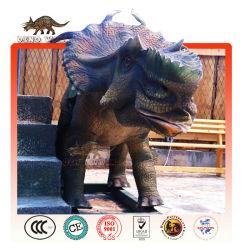 робот динозавр аттракционы для детей