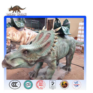 animatronique protoceratops ride