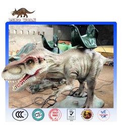 animatronic tyrannosaurus rex fahrt
