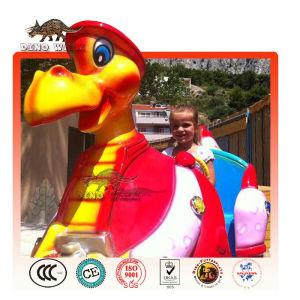 Custom Fiberglass Dinosaur Ride