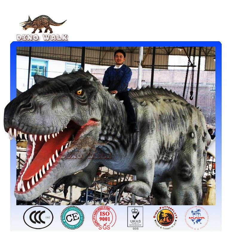tyrannosaurus rex fahrt