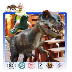 развлечений динозавра езды для развлекательный парк