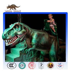 쥬라기 공룡 살아 타고 대한 장식
