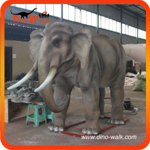 Animatronics  Elephants