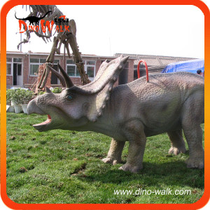 Robotics Dinosaurs rides