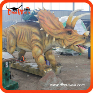 Animated Dinosaur Models for Riding