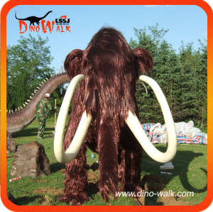 Mammuth Replica Animatronics