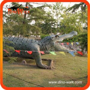 Animatronic Life Size Crocodile