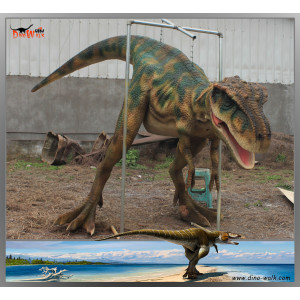 Walking Dinosaur Puppet