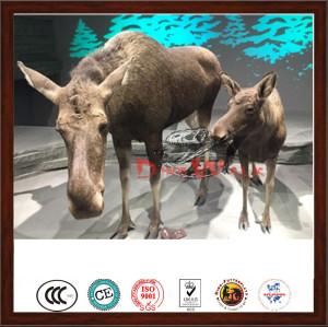 simulation animatronic animal
