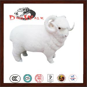 simulation animatronic life size sheep