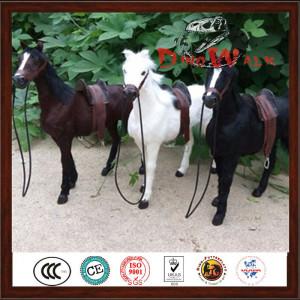 simulation life size animatronic horse