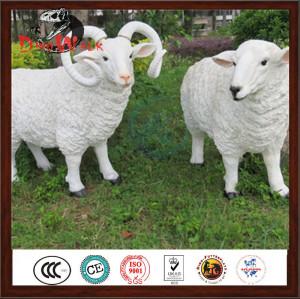 simulation life size animatronic sheep
