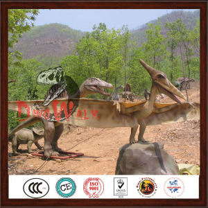 Jurassic Park Realistic Animatronic Pterosaur Dinosaurs For Sale