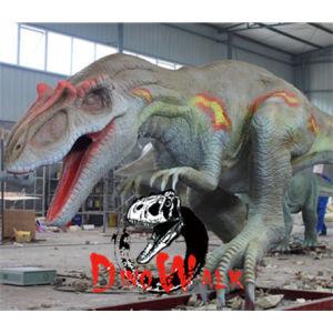 Outdoor Adventure Park High Simulation Jurassic Park Dinosaurs