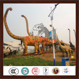 2016 Newly Outdoor Realistic Giant Dinosaur Model