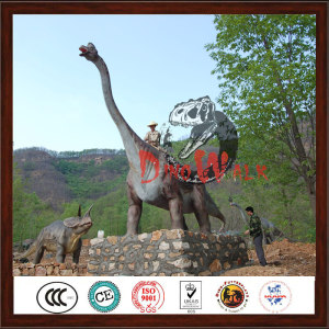 Theme Park Jurrasic Giant Dinosaur For Sale