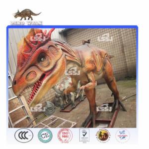 Amusement Dinosaur Park Animatronic Dinosaur