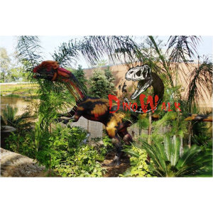 Theme Park Life Like Handmade Animatronic Dinosaur