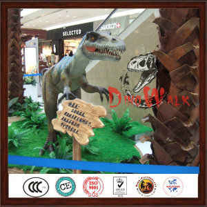 Attractive Lifelike Animatronic Dinosaur Display Equipment For Sale