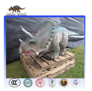 Theme Park Handmade Life Size Dinosaur Model For Sale