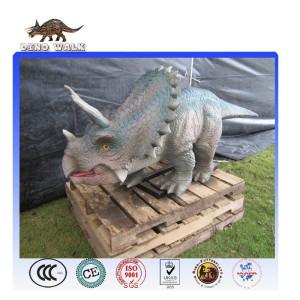 Theme Park Handmade Life Size Dinosaur Model For Sale