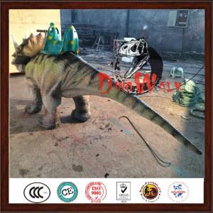 Prehistoric Park Vivid Artificial Animatronic Dinosaur Model