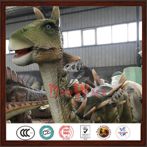 Theme Park High Simulation Mechanical animatronic dinosaur Statue