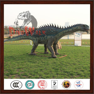 Remote Control High Simulation Life Size Dinosaur Model