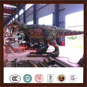 Amazing T-rex Model Jurrasic Park Animatronic Dinosaur