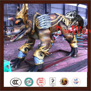 Jurassic Park Real Size animatronic dinosaur Monster Model For Sale