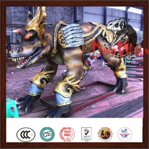 Jurassic Park Real Size animatronic dinosaur Monster Model For Sale