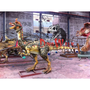 Dinosaur Factory Attractive High Simulation Life Size animatronic dinosaur