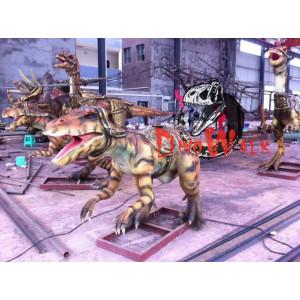animatronic dinosaur Playground Equipment Attactive Dinosaur Model Life Size Dinosaur