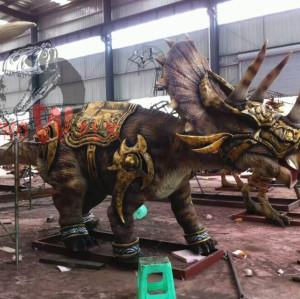 animatronic dinosaur Playground Life-Size Dinosaur Model Robot Dinosaur Statue
