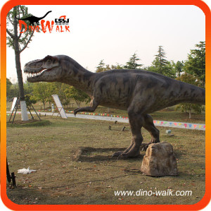 Amazing Outdoor Amusement Park Dinosaur Equipment