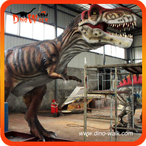 High Quality Animated Animatronic Moving T-rex Dinosaur Model
