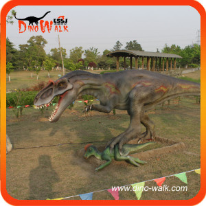 2016 The Most Popular Prehistoric Museum Animatronic Dinosaur