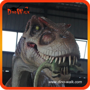 Realistic Outdoor New Style Animatronic Dinosaur Model