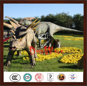 Popular Artificial Dinosaur For Theme Park Decoration