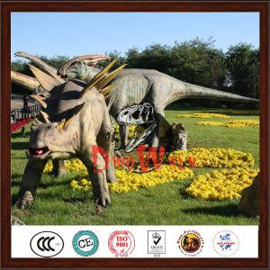 Popular Artificial Dinosaur For Theme Park Decoration