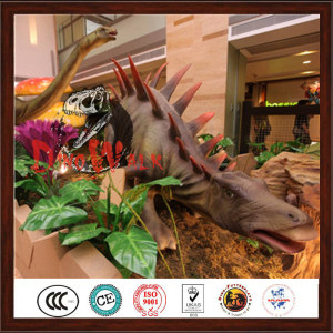 Garden Simulation Dinosaur Mechanical Dinosaur For Sale