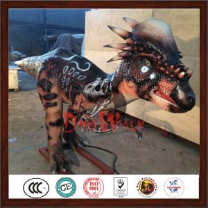 Wild World Animatronic Dinosaur Animals and Dinosaur Theme Park