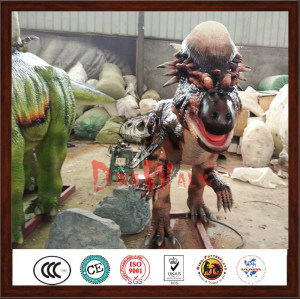 2016 Hot Sale Animatronic Silicon Rubber Simulation Realistic Dinosaur