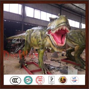 Hot Sale Jurassic Park Animatronic Giant Realistic T-rex Dinosaur